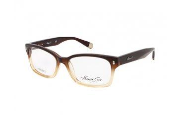 Kenneth Cole New York KC0197 Eyeglass Frames - Grey Frame Color
