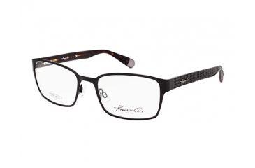 Kenneth Cole New York KC0200 Eyeglass Frames - Matte Black Frame Color