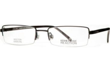 Kenneth Cole New York KC0666 Eyeglass Frames - 0BR Frame Color