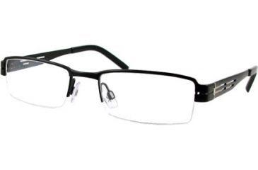 Kenneth Cole New York KC0709 Eyeglass Frames - Matte Black Frame Color