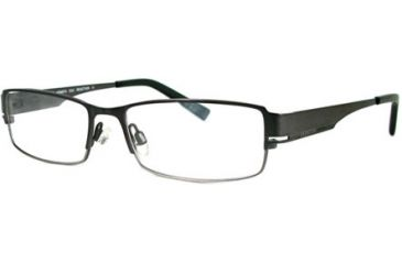 Kenneth Cole New York KC0711 Eyeglass Frames - Matte Gun Metal Frame Color