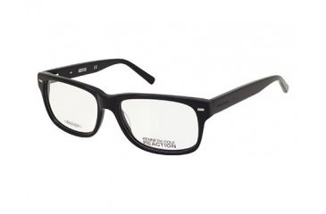 Kenneth Cole Reaction KC0722 Eyeglass Frames - Shiny Black Frame Color