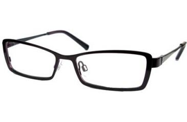 Kenneth Cole New York KC0727 Eyeglass Frames - Shiny Lilac Frame Color