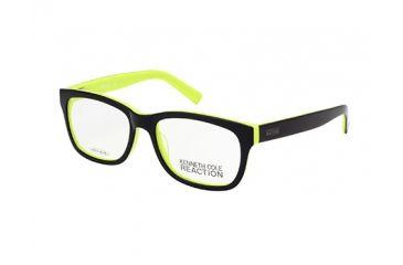 Kenneth Cole New York KC0744 Eyeglass Frames - Black Frame Color
