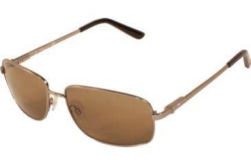 Kenneth Cole New York KC6091 Sunglasses - Matte Gun Metal Frame Color