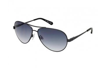 Kenneth Cole New York KC7029 Sunglasses - Shiny Dark Ruthenium Frame Color