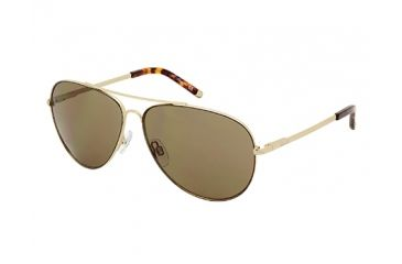Kenneth Cole New York KC7043 Sunglasses - Gold Frame Color