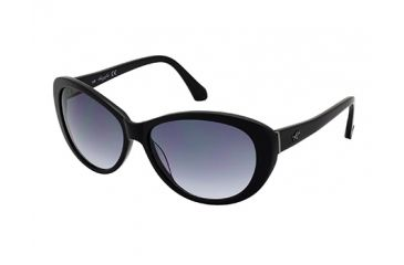 Kenneth Cole New York KC7055 Sunglasses - Shiny Black Frame Color