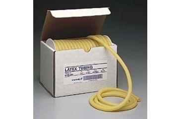 Kent Elastomer Amber Latex Rubber Tubing 1006R 50' Reel Length