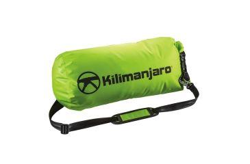 1-Kilimanjaro Gear Lightweight 70D Nylon Waterproof 20L Drybag