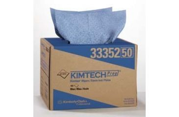 Kimberly Clark KIMTECH PREP Kimtex Wipers, Kimberly-Clark Professional 33570-60