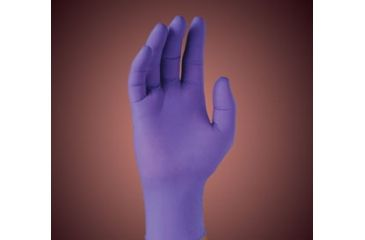 Kimberly Clark PURPLE NITRILE - Sterile Singles, Purple, Small 52101
