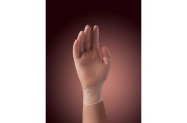 Kimberly Clark SAFESKIN Synthetic Exam Gloves, Medium 55032