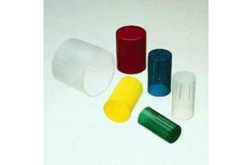 Kimble/Kontes KIM-KAP Caps, Disposable, Polypropylene 73660 16 Natural