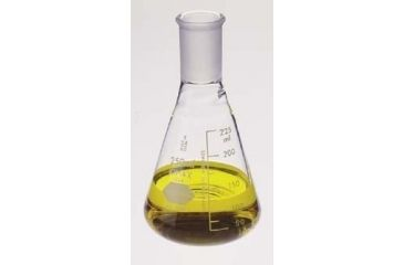Kimble/Kontes KIMAX Erlenmeyer Flasks with [ST] Joint, Graduated, Kimble Chase 26510 125