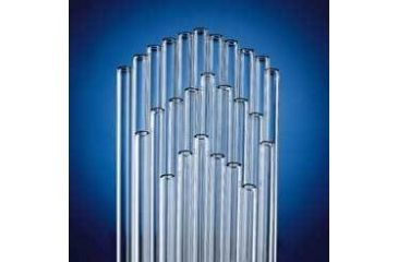Kimble/Kontes KIMAX Glass Tubing, Standard Wall, Kimble Chase 80200 15 Glazed Ends