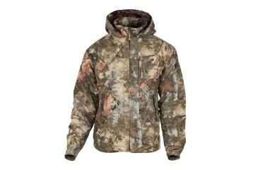 e79029223506c King's Camo Classic Rip Stop Hooded Insulated Jacket, Mountain Shadow,  Medium KCB125-MS