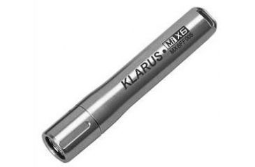 Klarus MiX6-SS LED Flashlight with CREE XP-G R5 LED 85 Lumens - Stainless Steel - Uses 1 x AAA Battery, Silver MiX6-SS