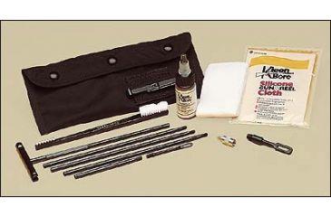 Kleenbore Pou300dca Universal Field Kit for Handguns Rifles Shotguns