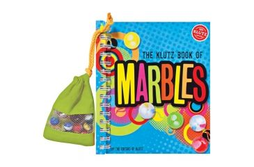 Klutz  Book Of Marbles 978-1-59174-870-0