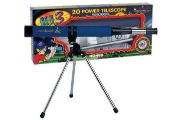 Konus KJ-3 40 mm Refractor Kids Telescope - 1726