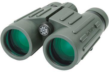 Konus Waterprof Binoculars, 10x42, Green Rubber 168400