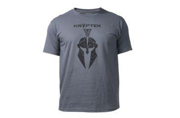 87dda506 Kryptek Valkyrie Mens Tee Shirt, Charcoal, Small, 18VALSSCCL3