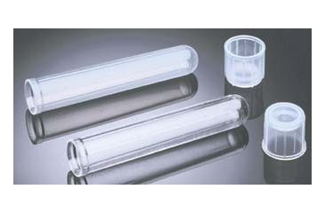 Labcon Culture Tubes, Plastic, with Dual-Position Caps 3329-355-300 Polypropylene Culture Tubes