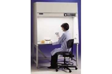 Labconco Purifier Horizontal Clean Benches, Labconco 3612500 1.2 m (4'') Nominal Width Benches