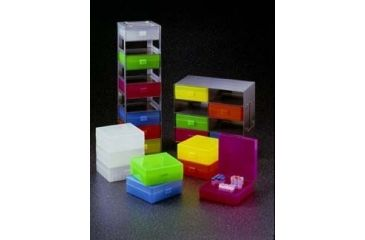Labnet 100 Place Box with Hinged Lid