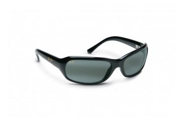 0565f298c78 Maui Jim Lagoon Sunglasses w  Gloss Black Frame and Neutral Grey Lenses -  189-