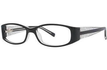 LAmy Amie Bifocal Prescription Eyeglasses - Frame Black, Size 52/15mm LYAMIE01