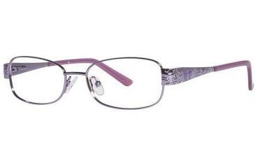 LAmy C by 517 Bifocal Prescription Eyeglasses - Frame Gold CYCBL51703