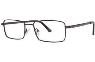 LAmy C By L'Amy 103 Eyeglass Frames - Frame Brown, Size 54/18mm CYCBL10302