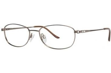 LAmy C by L'Amy 500 Eyeglass Frames - Frame Brown, Size 53/17mm CYCBL50002