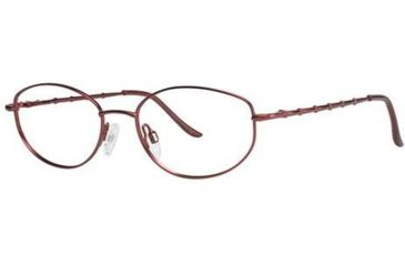 LAmy C by L'Amy 503 Eyeglass Frames - Frame Burgundy, Size 50/17mm CYCBL50303