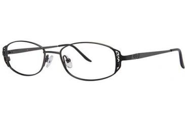 LAmy C by L'Amy 505 Bifocal Prescription Eyeglasses - Frame Pewter, Size 49/16mm CYCBL50502