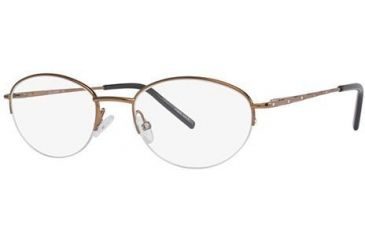 LAmy C By L'Amy 804 Eyeglass Frames - Frame Light Copper, Size 50/19mm CYCBL80401