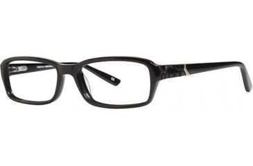 LAmy Emma Single Vision Prescription Eyeglasses - Frame Black, Size 53/16mm LYEMMA04