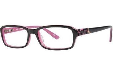 LAmy Emma Progressive Prescription Eyeglasses - Frame Dark Grey/ Pink, Size 53/16mm LYEMMA06