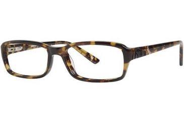 LAmy Emma Progressive Prescription Eyeglasses - Frame Tortoise, Size 53/16mm LYEMMA05