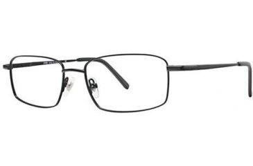 LAmy Port 413 Progressive Prescription Eyeglasses - Frame Black/Grey, Size 54/17mm LYPORT41303