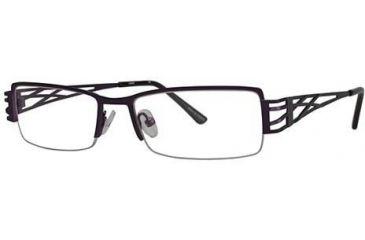 LAmy TRESSEA1010 Progressive Prescription Eyeglasses - Frame Brown, Size 52/16mm LYTRESA101004