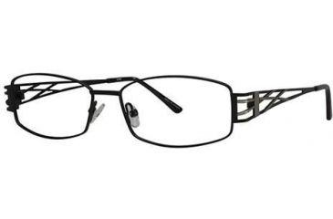 LAmy TRESSEA1012 Single Vision Prescription Eyeglasses - Frame Black, Size 53/15mm LYTRESA101206