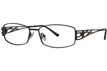 LAmy TRESSEA1012 Single Vision Prescription Eyeglasses - Frame Mauve, Size 53/15mm LYTRESA101205