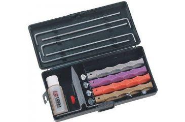 Lansky Sharpeners Lansky Sharpening Kit w/Four Diamond Hones LKDMD