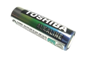 Laser Devices 1.5-volt AA Battery