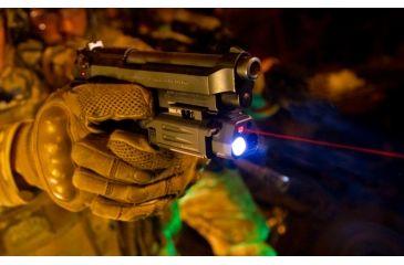 Laser Devices DBAL-PL, Red Laser, Black 9020