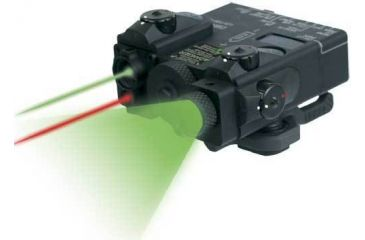 Laser Devices DBAL - A2 Laser Sights with Visible Super Power Point Laser, High Power Infrared Laser and Infrared Laser Illuminator DBAL-A2