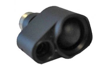 Laser Devices Dual Tailcap for OV 2, Black